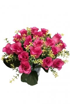 Искусственные цветы - Розы